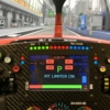 f1 steering wheel Dashboard Ps4 xbox pc