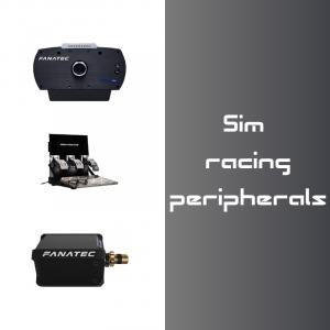 Sim racing peripherals