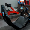 formula steering wheel Chris Cassantè